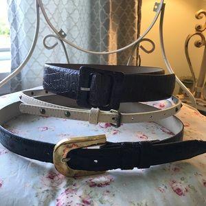 🆕 3 belt bundle!